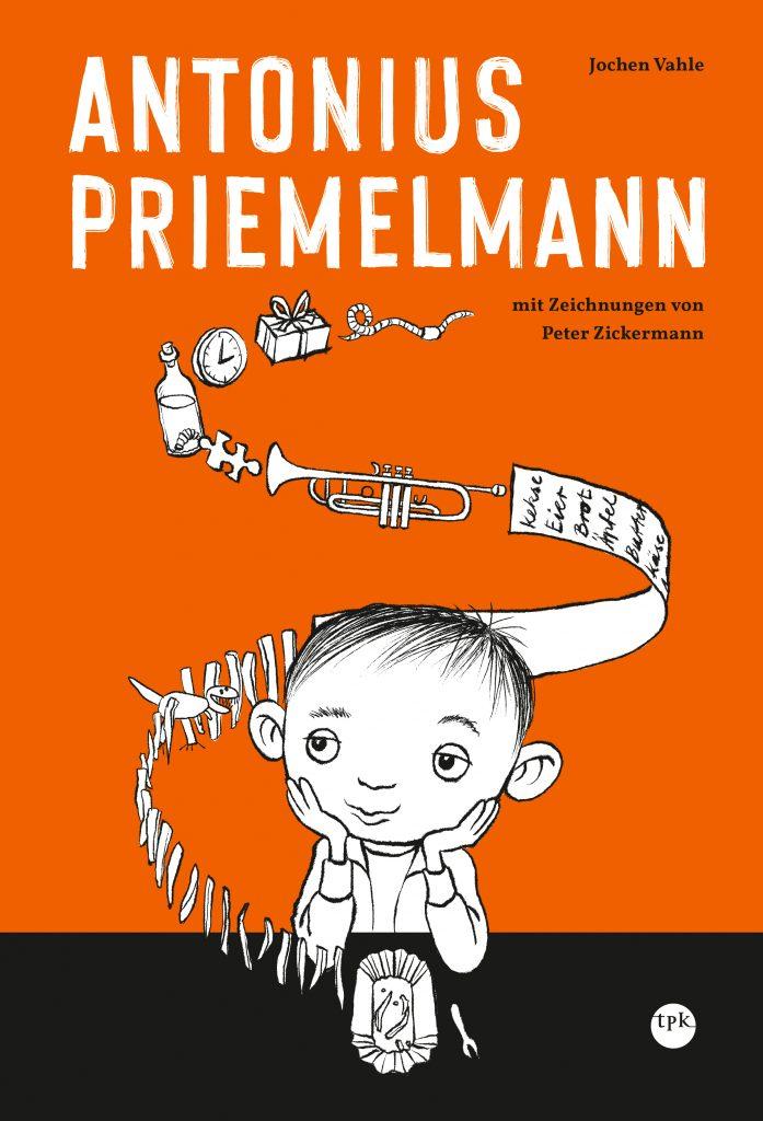 Cover des Buches Antonius Priemelmann